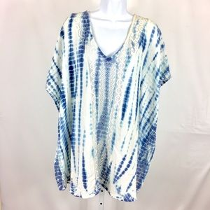 Out From Under Anthro Shirt Oversized Tunic XS/S